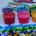 Kids Will Love These Homemade Coconut Paints!