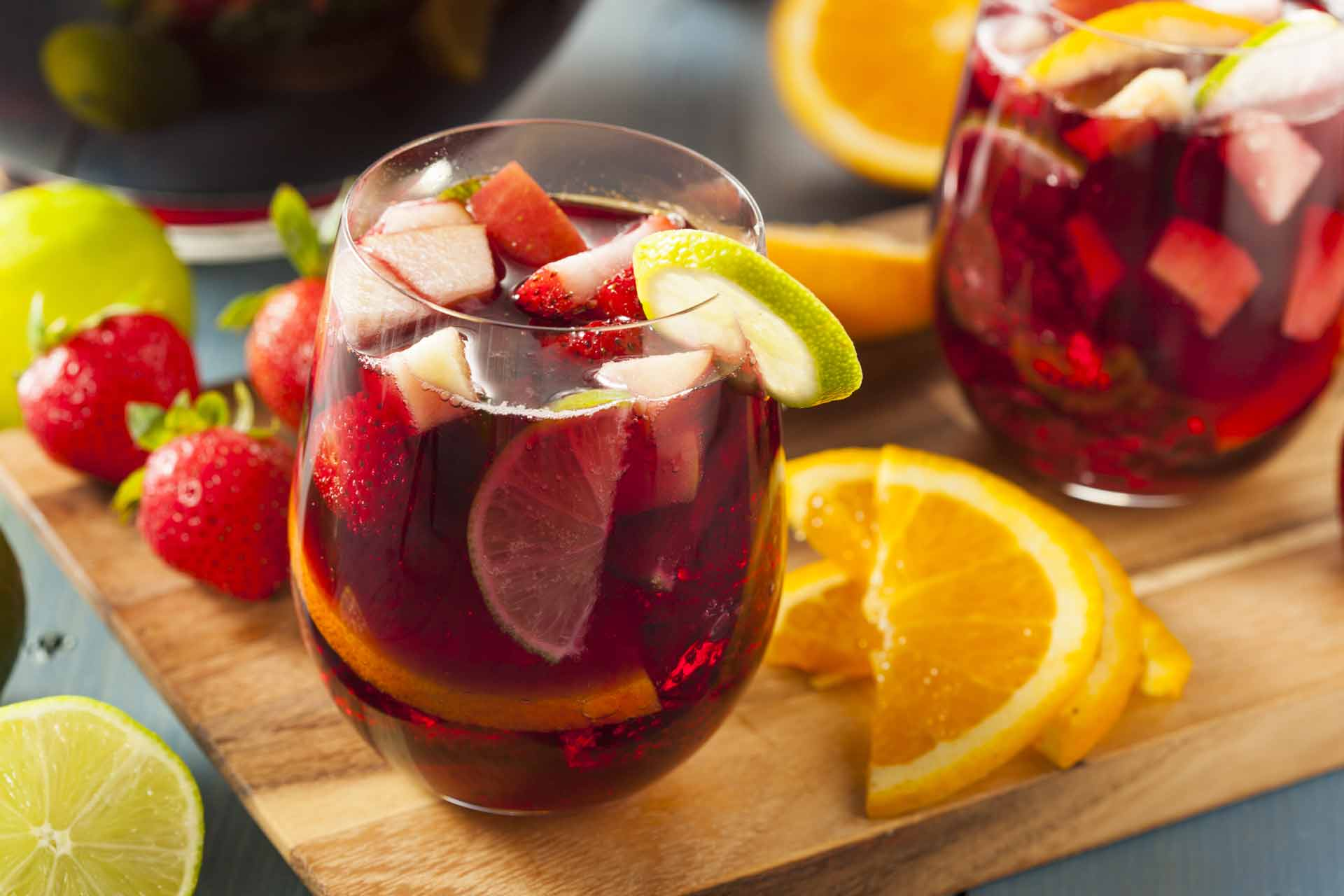 Easy Sangria Recipe Mum S Pantry