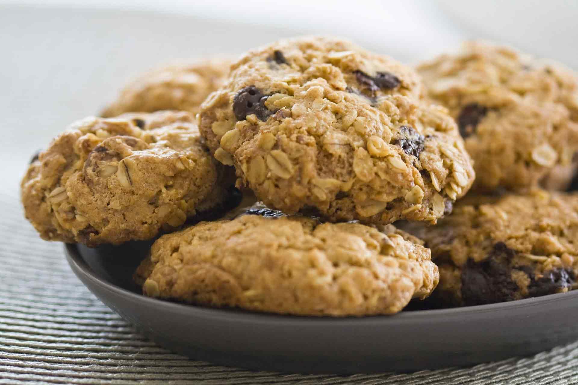 Muesli Cookies Mum S Pantry
