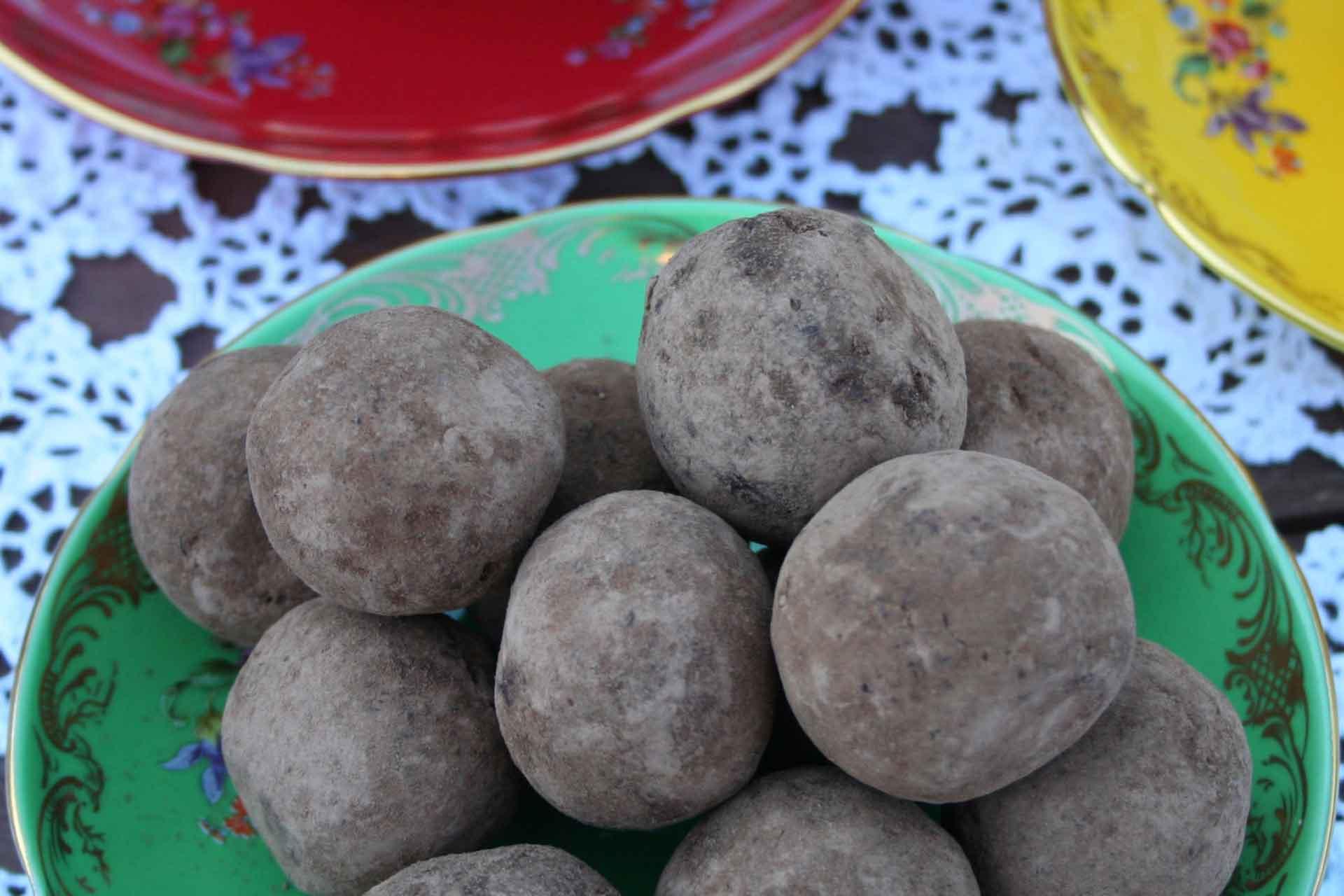 Mint-Slice-Balls