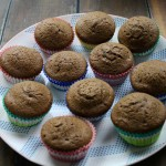 Gluten And Refined Sugar Free Chocolate Muffins