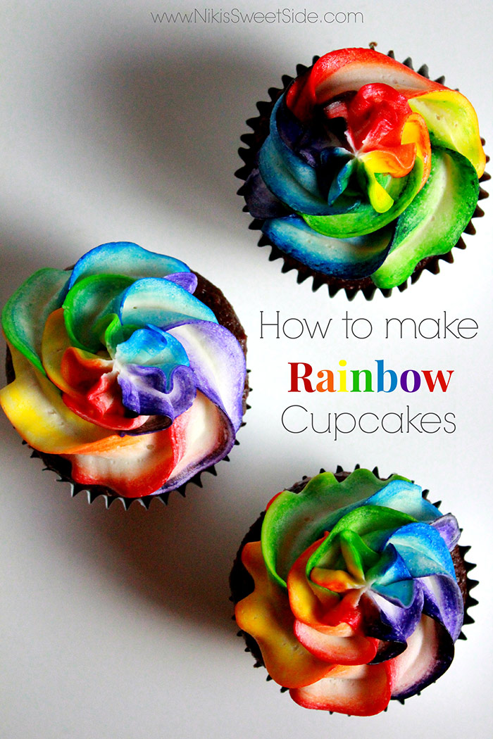 10 Awesome Rainbow Party Recipes For Kids! - Mum's Pantry
