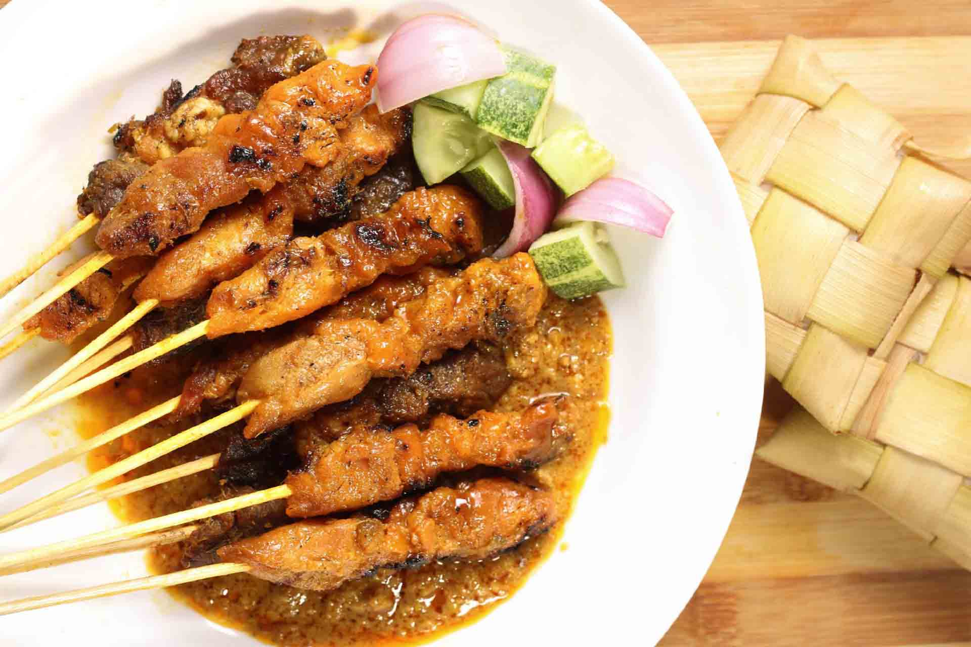slow cooker chicken satay recipe