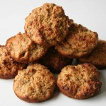 No sugar Apple And Oat Muffins