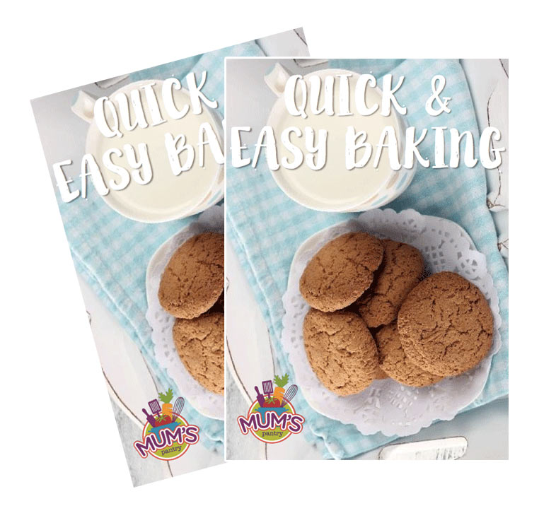 Quick and Easy Baking Covers