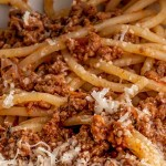 Traditional Bolognese Recipe