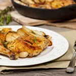 Roast Lemon and Honey Chicken
