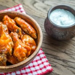 New York Style Buffalo Wings