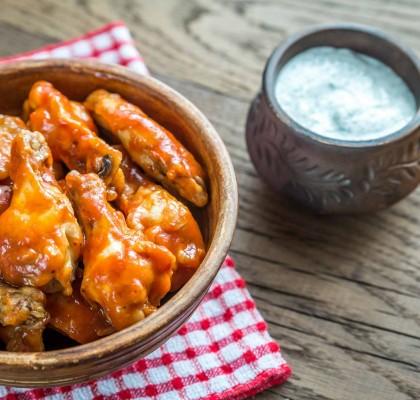 Buffalow-chicken-wings