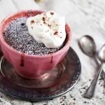 5-Minute Chocolate Mug Cake