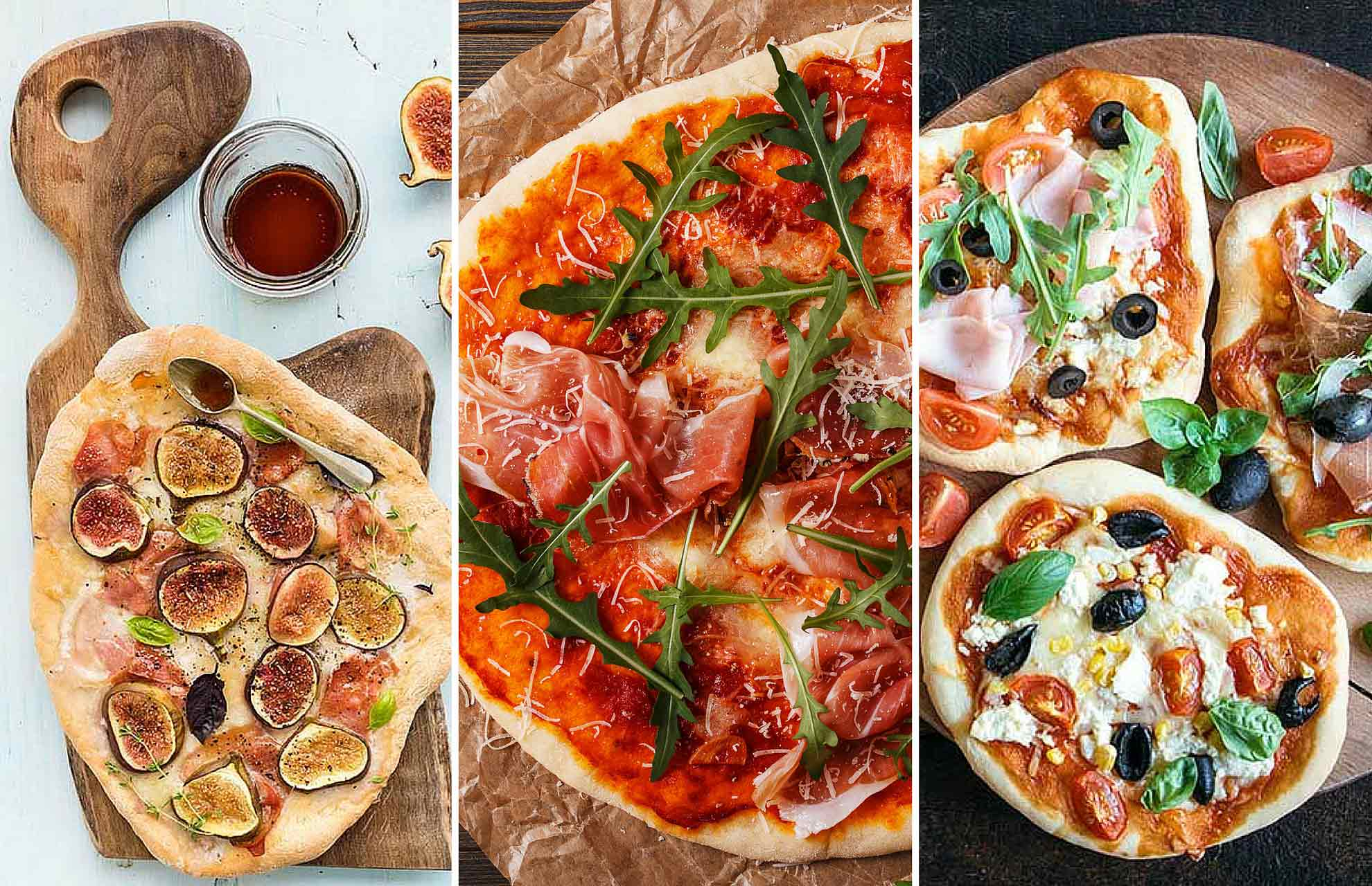 5 delicious homemade pizza toppings mum s pantry