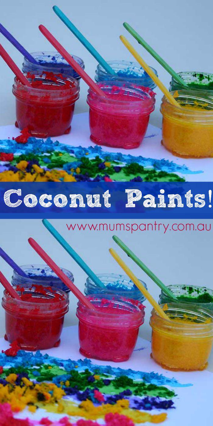 coconut paints