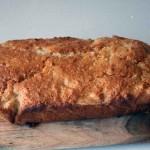 Quick & Easy Apple Cake