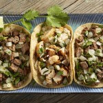 Chicken And Beef Wraps