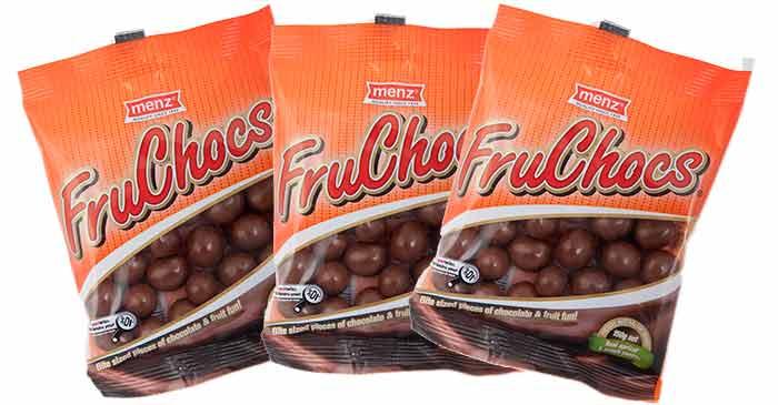 Fruchocs-Packets