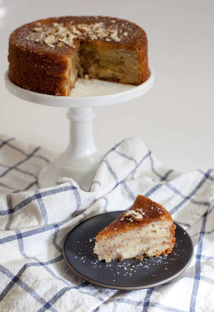 Rice Flour Coffee Cake Recipe