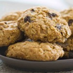 2 Ingredient Gluten Free Banana and Oat Cookies
