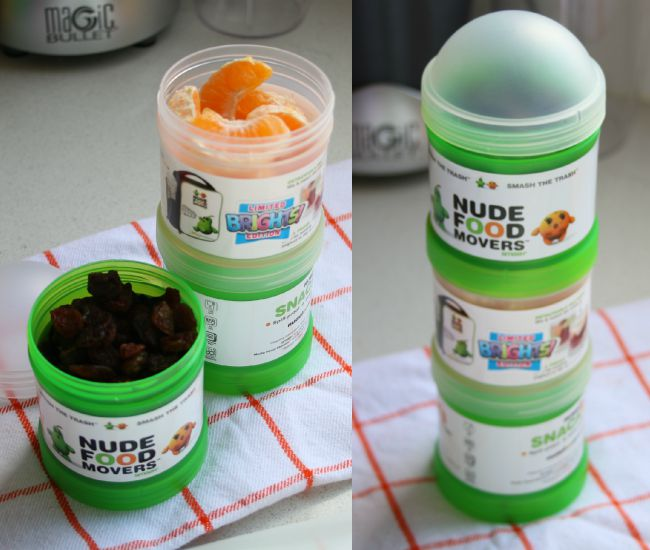Food containers 3