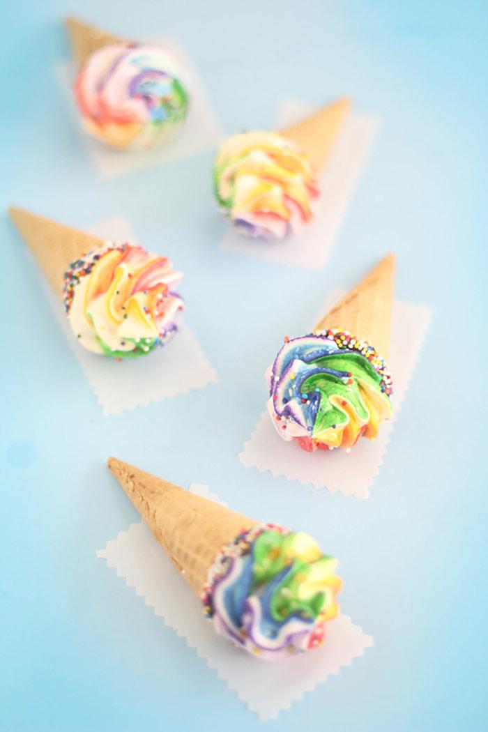 Rainbow-Meringue-Truffle-Cones