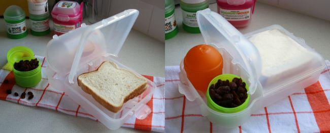 Sandwich carriers