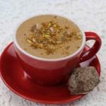 Honeycomb Hot Chocolate