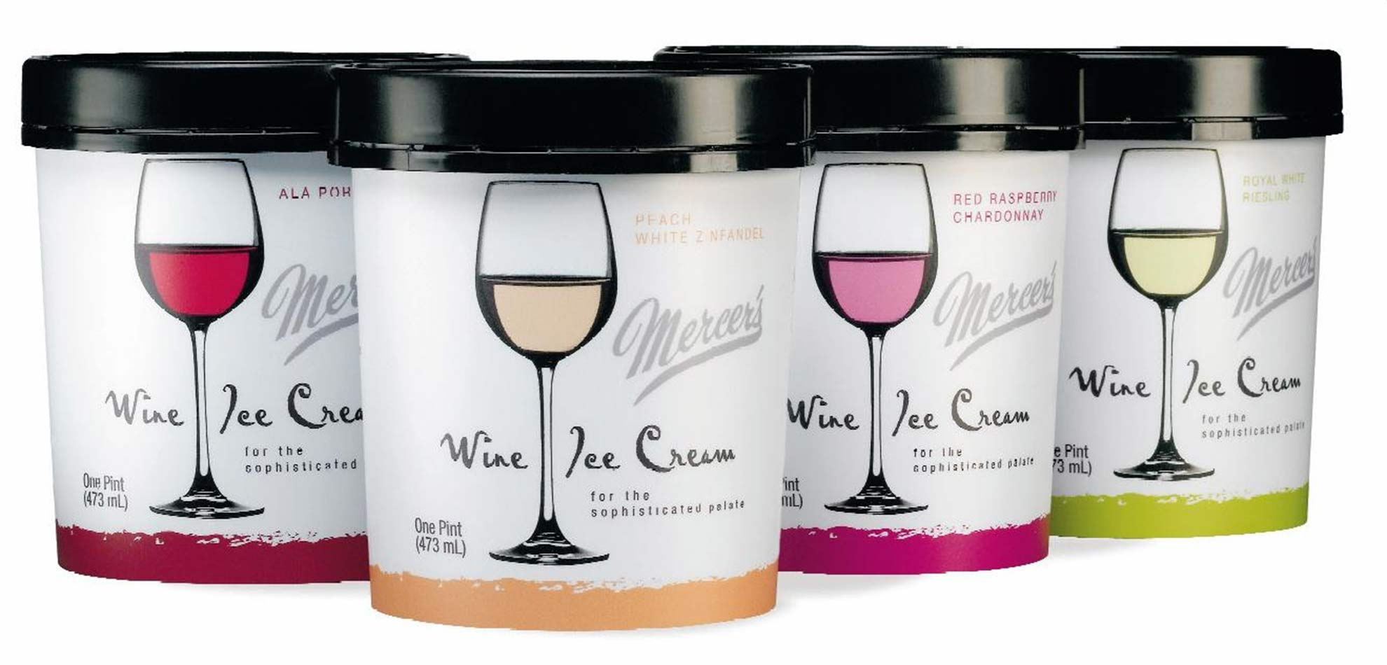 Delicious wine ice cream with 5 alcohol yes really plus for Ice cream with alcohol