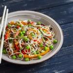 Asian Veggie Stir Fry