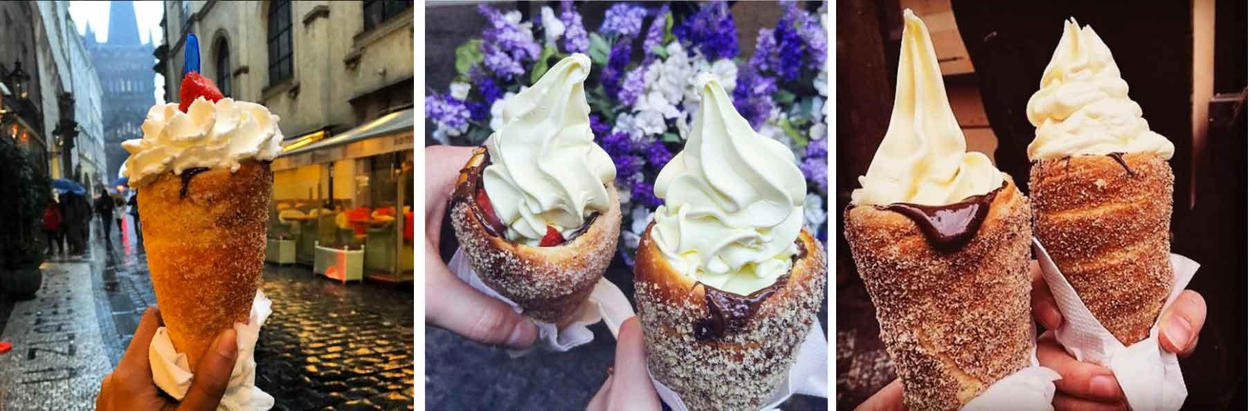 Chimney-Cone-Donut