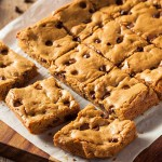 Choc Chip Blondies