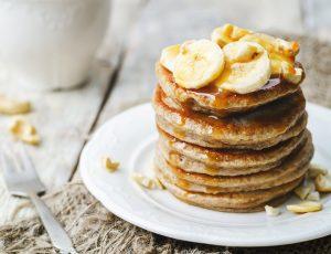fluffy-banana-pancakes