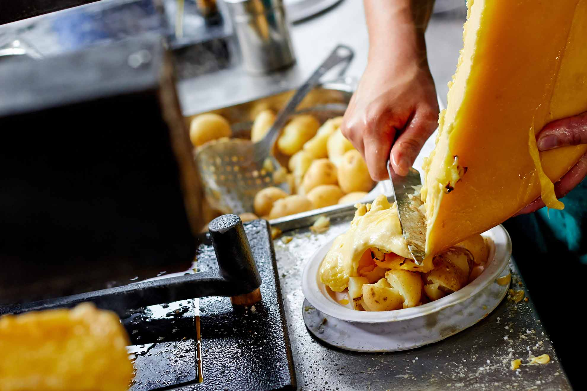 cheese-raclette
