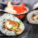 How To Make a Sushi Burrito!