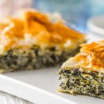 Spinach and Filo Pie