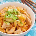 Family Food Fast: Chicken and Pineapple Stir Fry