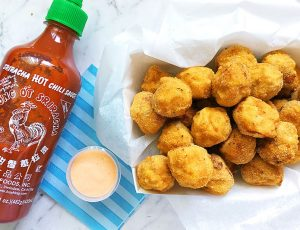 Popcorn Chicken recipe