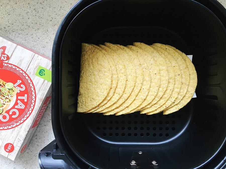 Woolworths gluten free taco shells